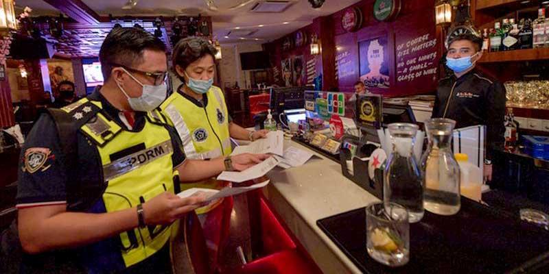 Another U-Turn : Pub + Nightclub Restaurants Now Forbidden!