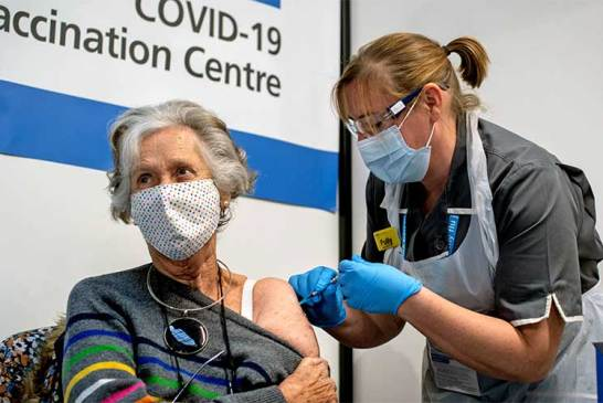 Fact Check: Shocking UK Report On COVID Vaccine Injuries?