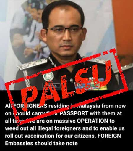 Must Foreigners In Malaysia Carry Passports At All Times?