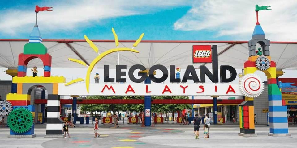 LEGOLAND Malaysia : Closed After COVID-19 Cases!