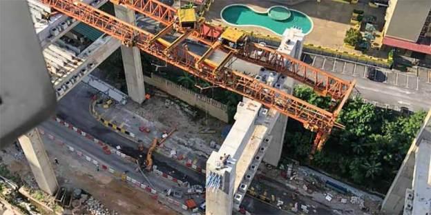 SUKE Highway Crane Collapse Kills 3 Workers!