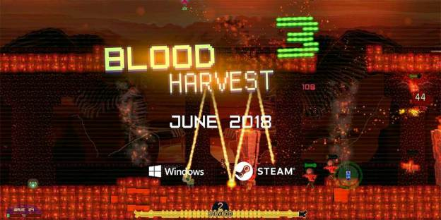 Blood Harvest 3 : How To Get It FREE!