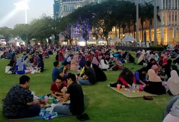 Fact Check : Buka Puasa Picnic Allowed In Putrajaya?