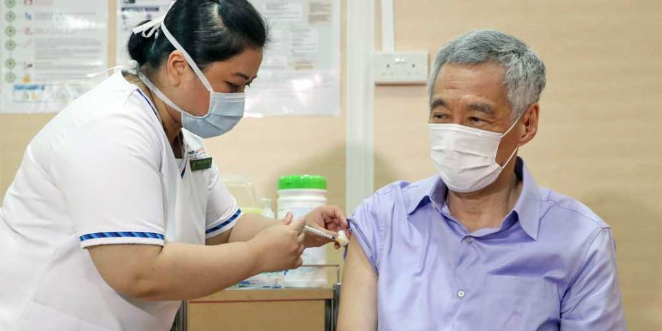 Fact Check : Singapore Doctor's Advice On COVID Vaccination