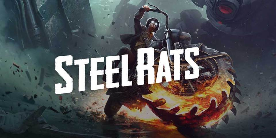 Steel Rats : Get It FREE For A Limited Time!