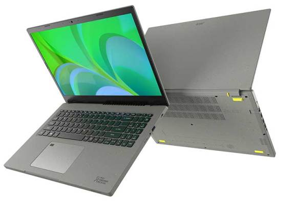 Acer Aspire Vero : The First Earthion Laptop!