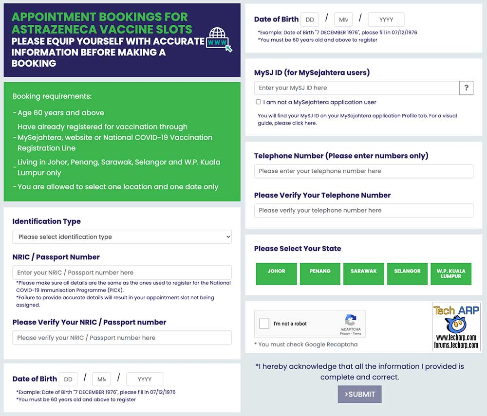 AstraZeneca Vaccine Round 2 : How To Register For It!