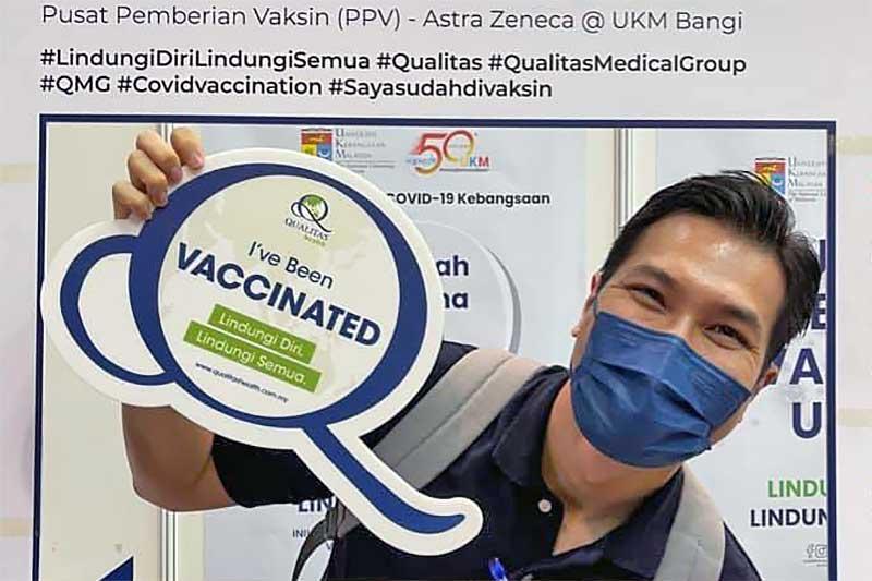 AstraZeneca Vaccination Experience