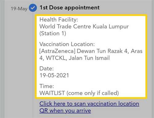 AstraZeneca Vaccine Waiting List : Check For The Alert!