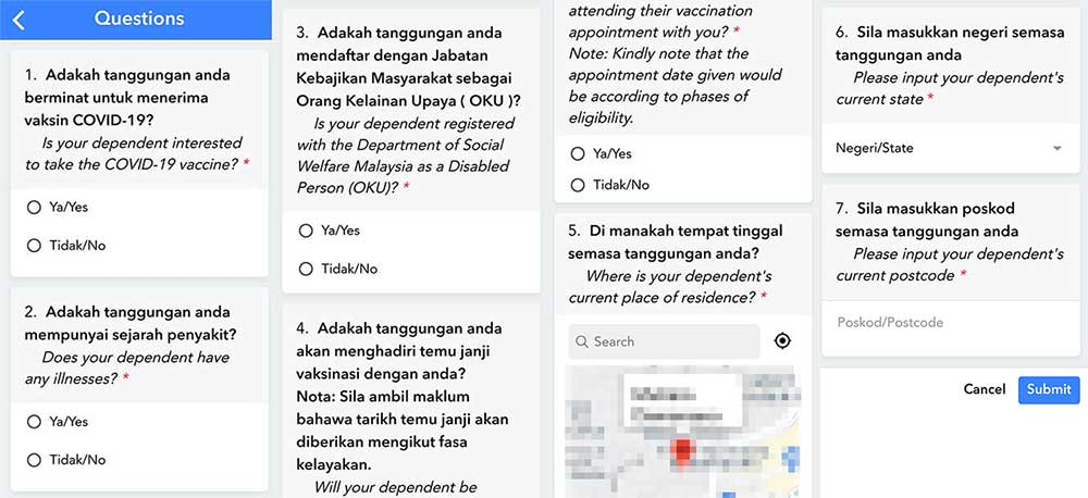 How To Register Children For Vaccine In MySejahtera!