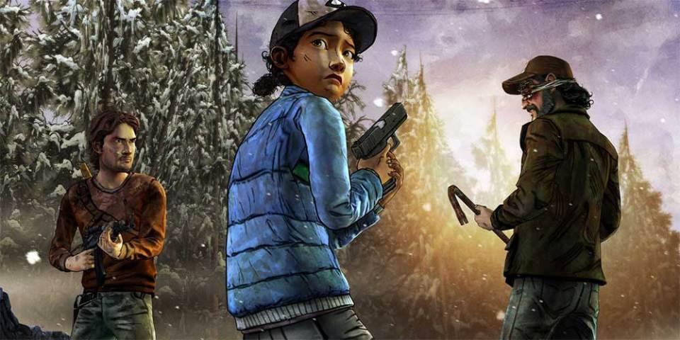 Walking Dead Season 2 : Two Free Episodes On Xbox!