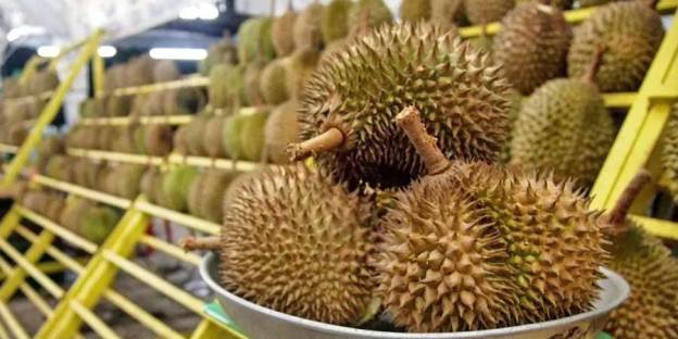 Did Delta Variant COVID-19 Infect 94 People Buying Durian?