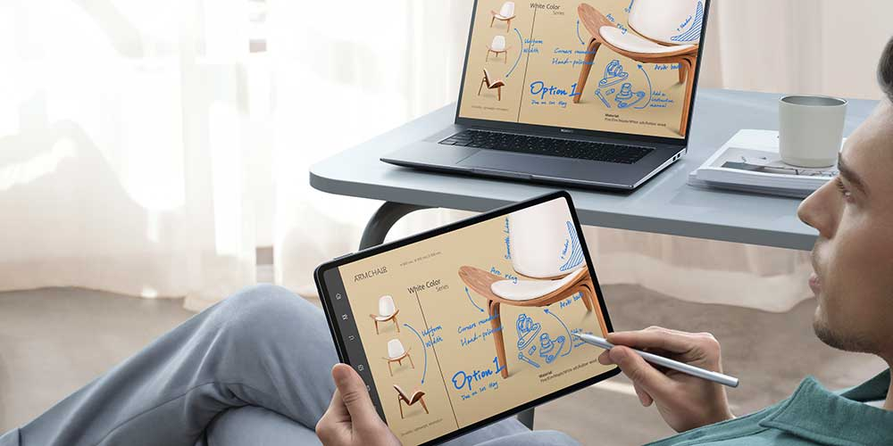 How To Ramp Up Productivity With The 2021 MatePad Pro!