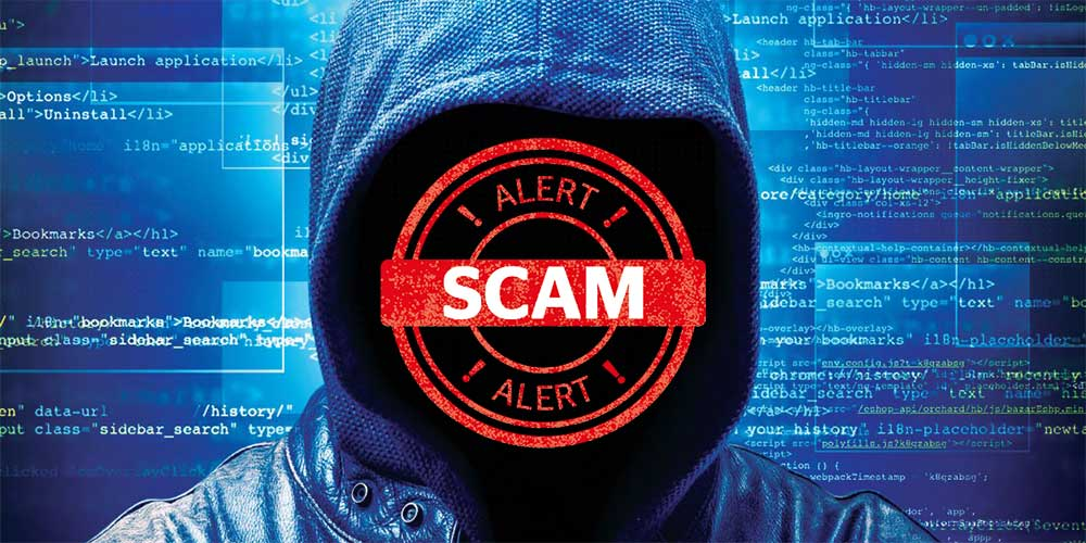 Scam Alert : COVID-19 Relief Fund By Federal Government!