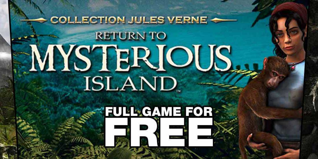 Return to Mysterious Island : How To Get It FREE!