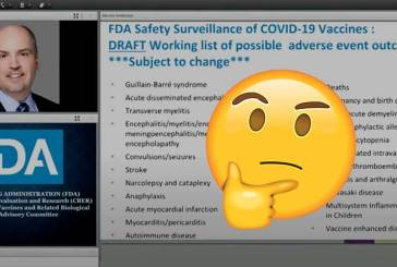Did FDA Accidentally Leak Vaccine Effects Before Approval?