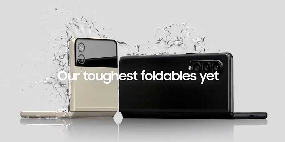 Samsung Galaxy Z Fold3 + Z Flip3 Promo Video Leaked!