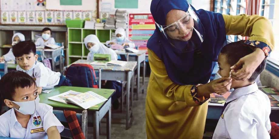 Schools In Malaysia To Reopen From 3 October Onwards!