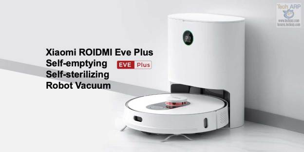Why Xiaomi ROIDMI Eve Plus Robot Vacuum Is So Awesome!