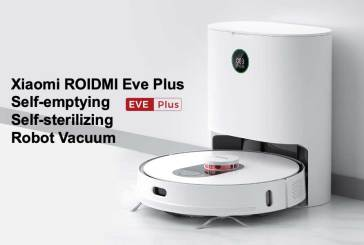 Why Xiaomi's ROIDMI Eve Plus Robot Vacuum Is Awesome!