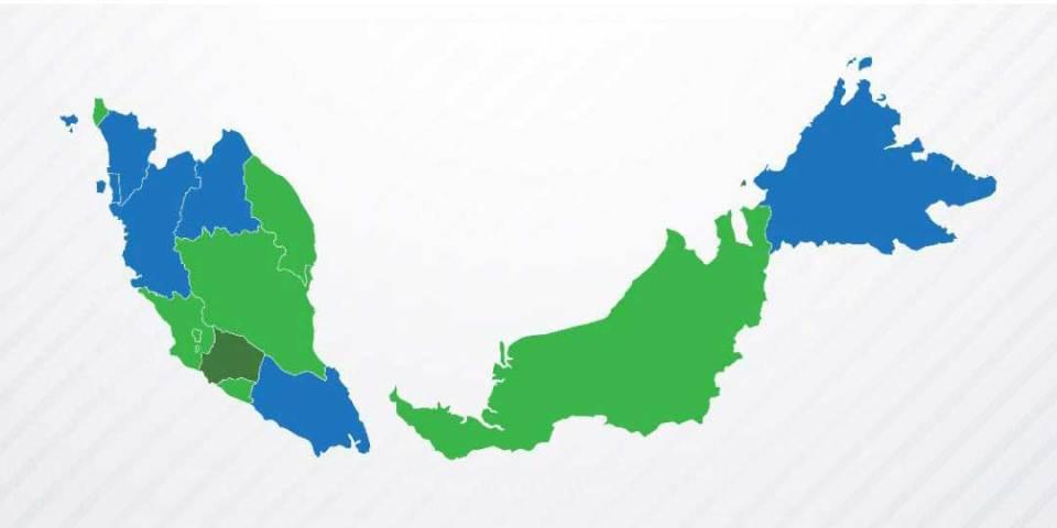 Klang Valley, Melaka + Sabah Upgraded To Phase 2 + 3!