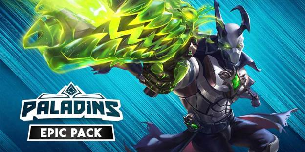 Paladins Epic Pack : How To Get It FREE!