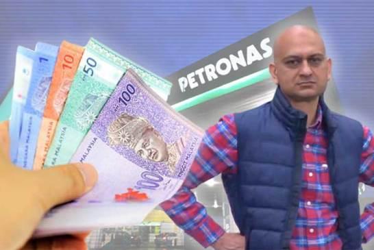 Petronas 50th Anniversary Scam Alert!