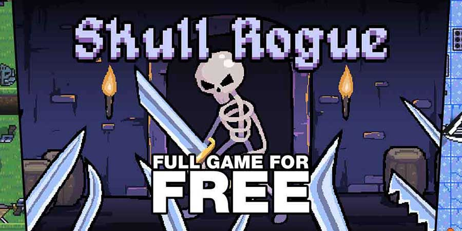 Skull Rogue : How To Get This Game For FREE!