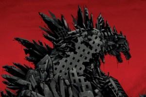 Godzilla Art Poster