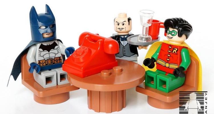 LEGO - TAG- Vanjey
