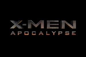 X-Men: Apocalypse - logo