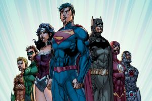 Justice League - Part One