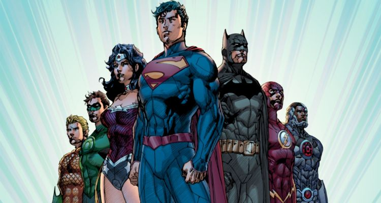 Justice League - Part One