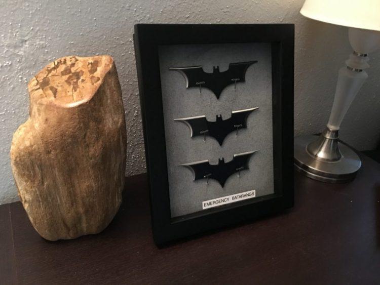 Tom's Selec - batarangs d'urgence