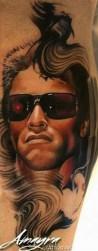 Amayra TattooArt best of tattoo geek terminator