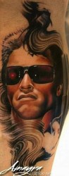 Amayra TattooArt best of tattoo geek terminator