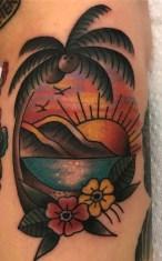 Amanda Bonhomme best of tattoo geek beach