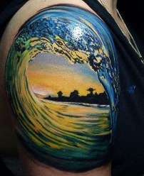 Josh Kuhne best of tattoo geek beach