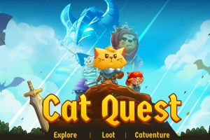Preview Cat Quest