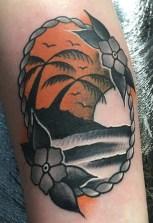 Izzy Curran best of tattoo geek beach