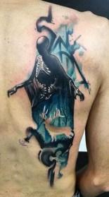 amok Best of Tattoo Harry Potter