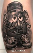 Best of Tattoo Toy Story Carlos Fabra CosaFina tattoo