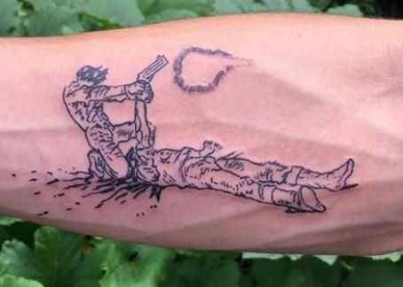 Joe Yoon best of tattoo geek akira