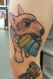 Chris Morris Best of Tattoo Toy Story