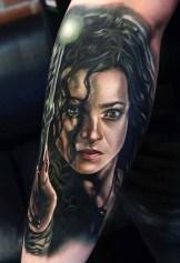 Jordan Croke Best of Tattoo Harry Potter