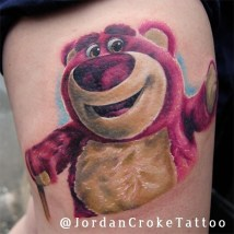 Jordan Croke Best of Tattoo Toy Story