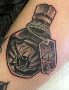 Jack Shinko Tattoo Best of Tattoo Harry Potter