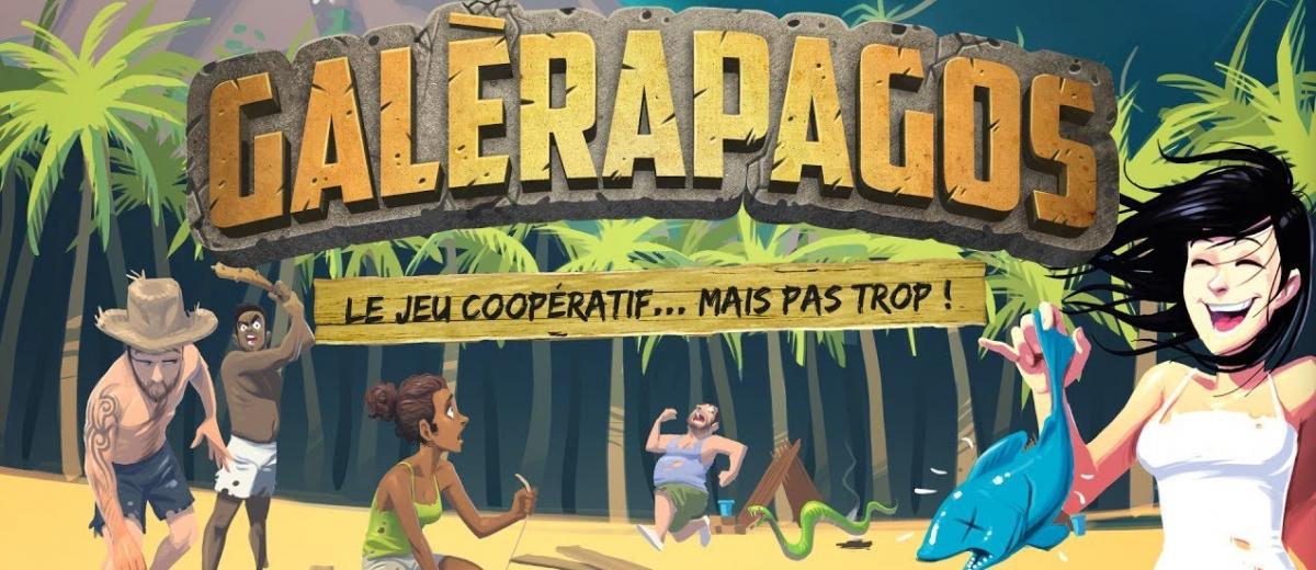 Galerapagos : la review