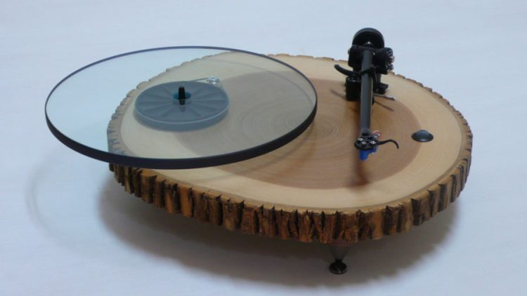 Tom's Selec - platine en bois