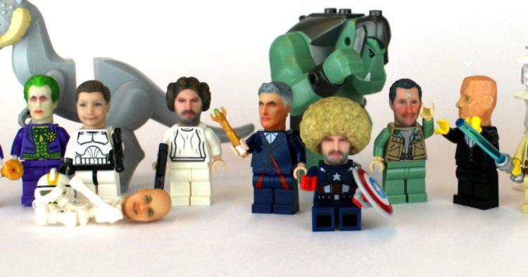 Tom's Selec - lego personnalisés